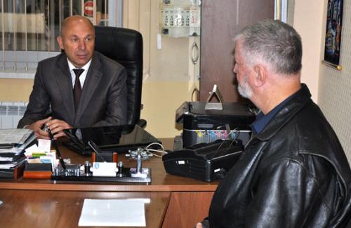 Іван Корсун зустрівся з представниками ОБСЄ