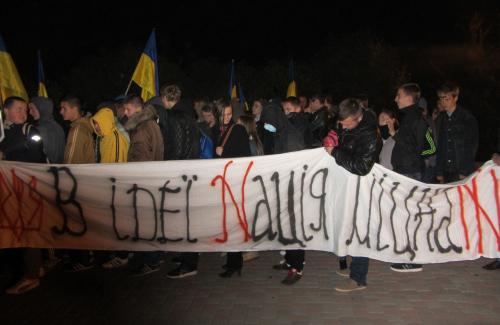 Марш вшанування УПА у 2013 році