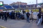 Драка во время матча «Ворскла» — «Металлист»