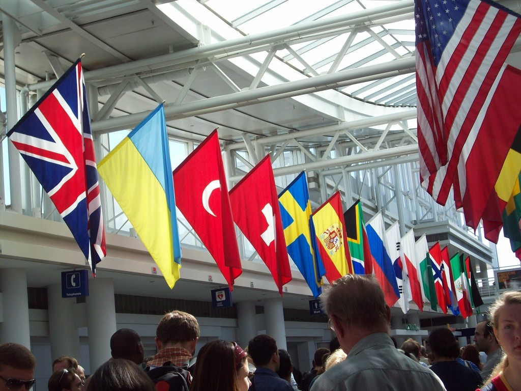 Міжнародна діяльність (фото – ifs.udpu.org.ua)