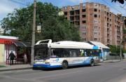 «Кільцевий»  автобус у Полтаві