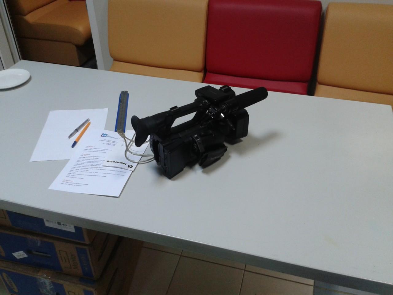 Камера для зйомок