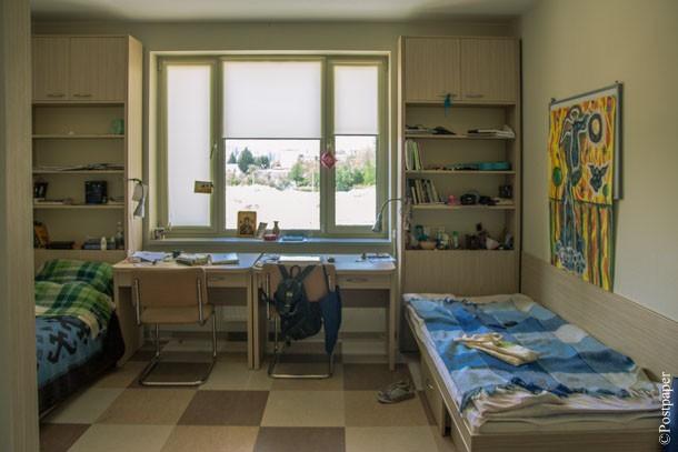 Кімнатка (фото – ucu.edu.ua)