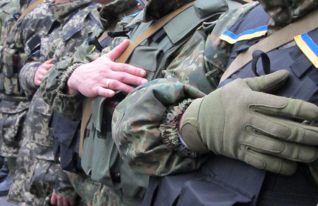 Полтавская область - лидер четвертой волны мобилизации