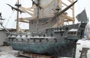 Памятник линейному кораблю «Полтава»