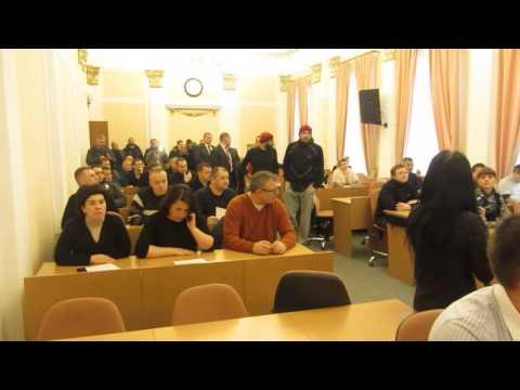 Голосування за визнання Росії агресором (Полтава, 02.02.2015)