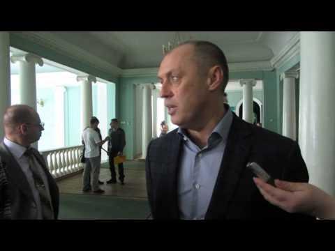 Мер Полтави про скликання позачергової сесії (Полтава, 02.02.2015)