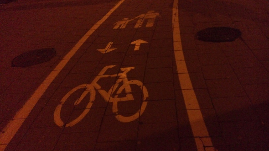 Розміска для велосипедистів