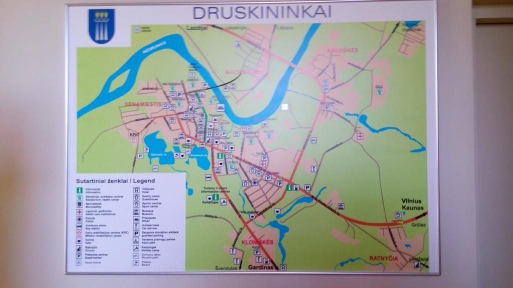 Карта міста