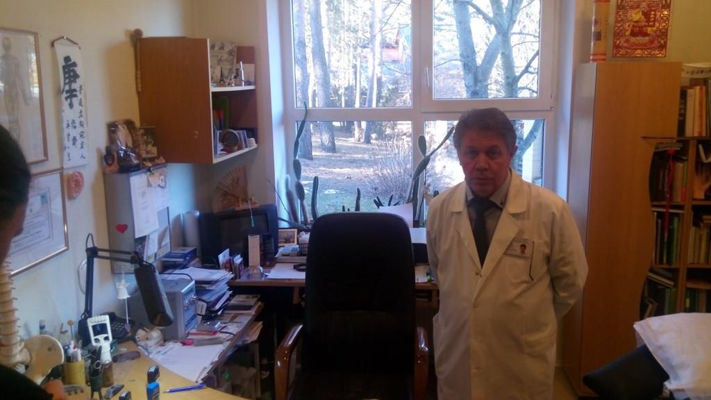 Лікар по нетрадиційній медицині