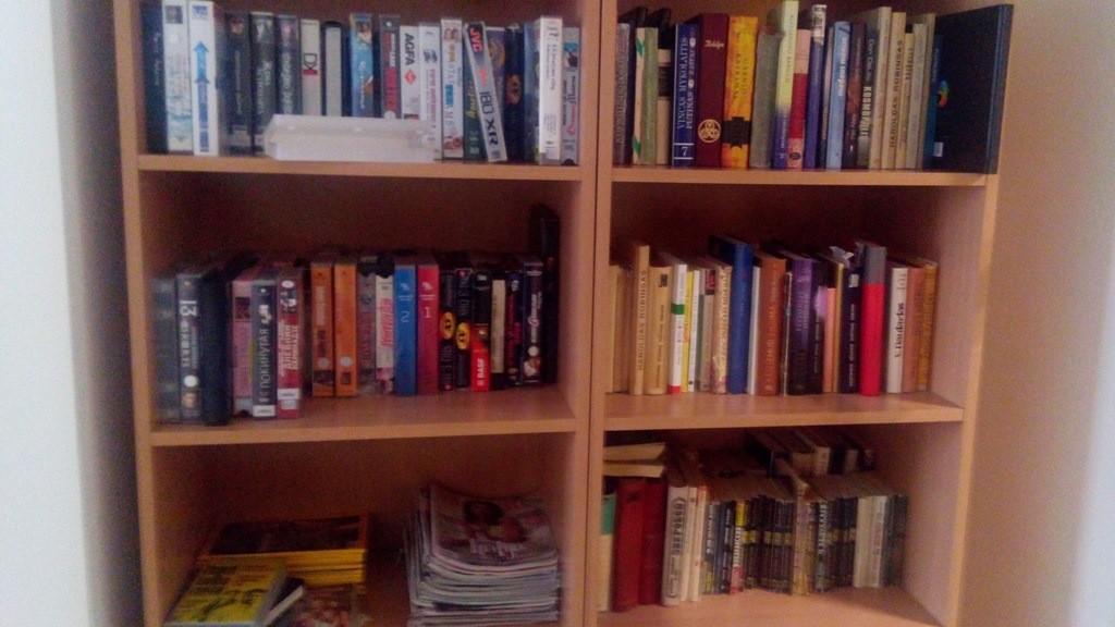 Книги і відео