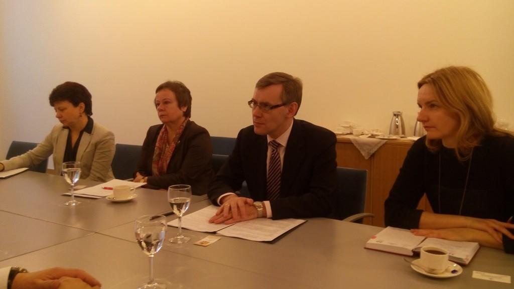 Представники МЗС Литви