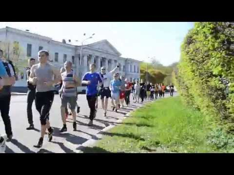 Пробежка 26 апреля. Вокруг Корпусного парка