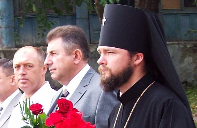 Олександр Мамай, Олександр Удовіченко та владика Федір