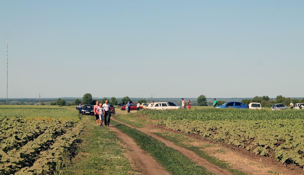 Паркінг розмістили за 600 метрів від Козацького форту;
