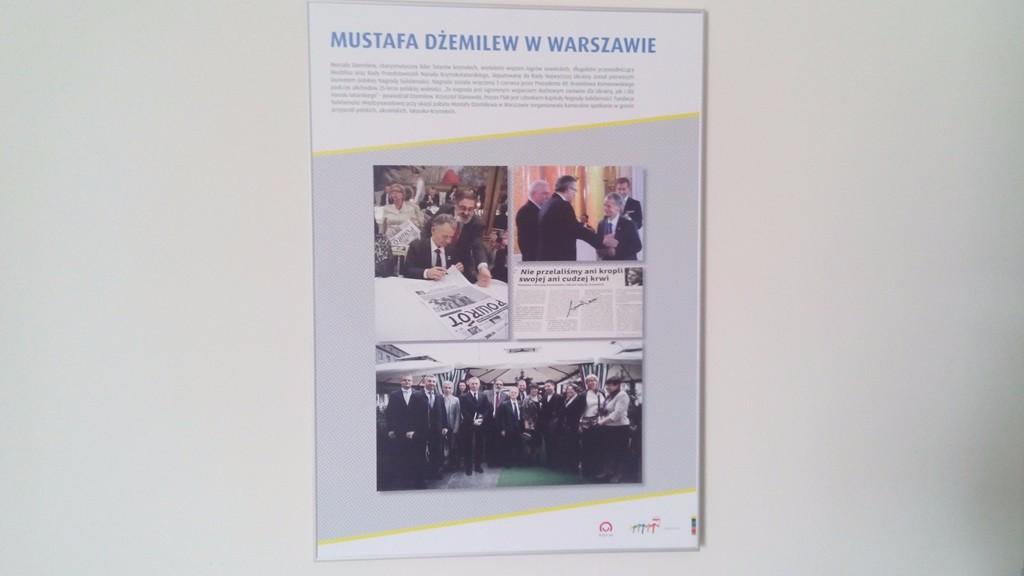 Мустафа Джемілєв – перший лауреат премії Солідарності