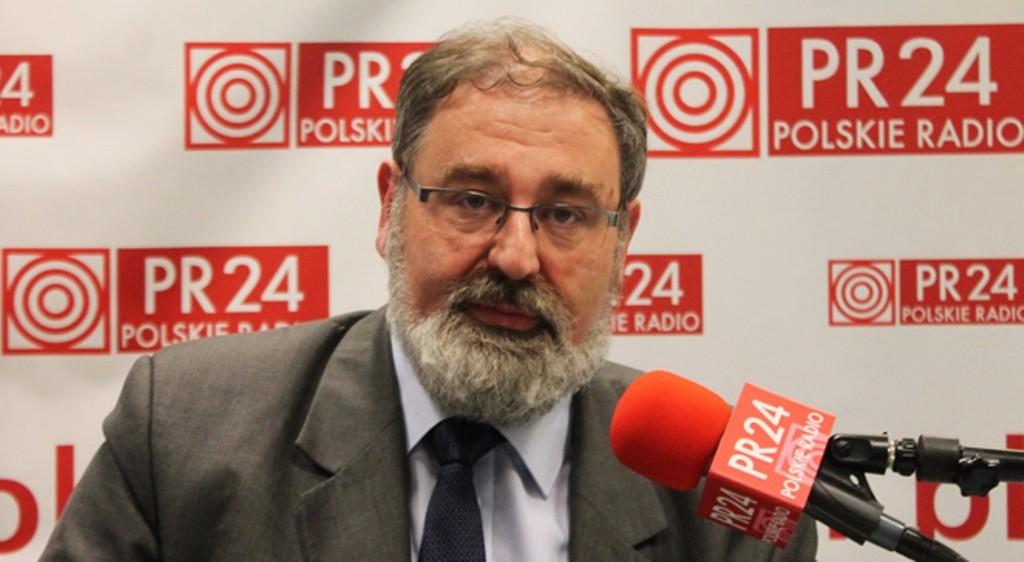 Кшиштоф Становські (фото – polskieradio.pl)