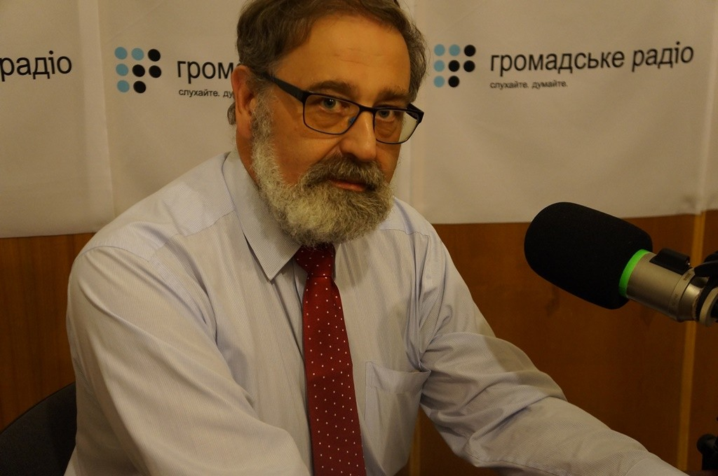 Кшиштоф Становські (фото – hromadskeradio.org)