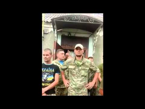 Захват сельсовета на Полтавщине «Айдаром» (ч1)