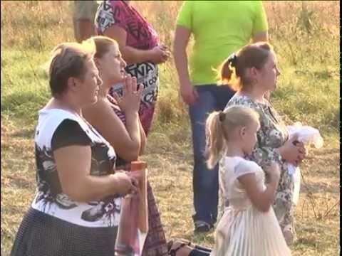 Сотні людей з'їжджаються у с. Берегове, аби подивитися на Богоявлення образу Божої Матері.