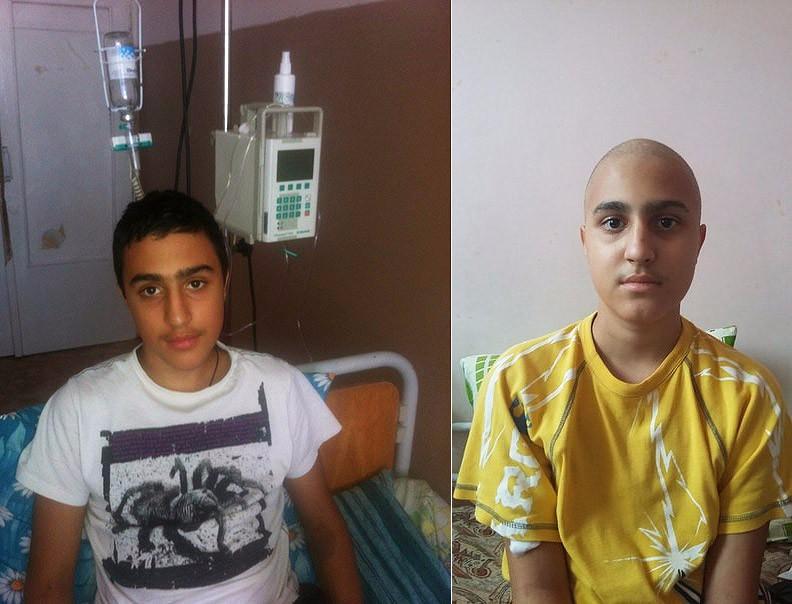 13-летний Ахмед