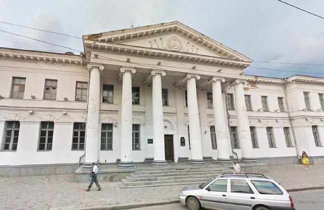 «Мала академія мистецтв» імені Раїси Кириченко у Полтаві