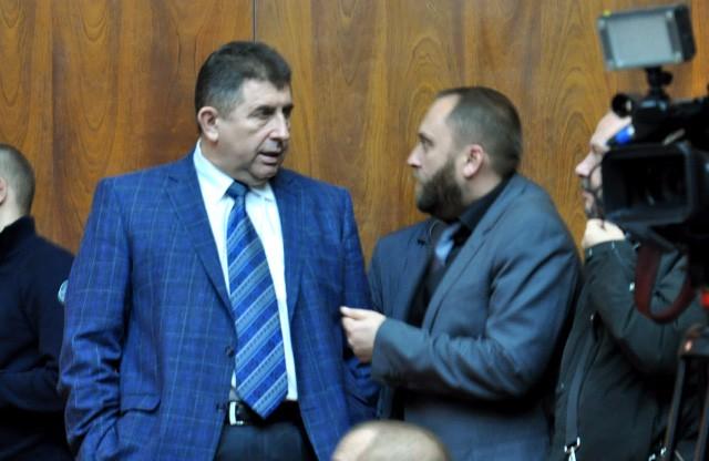 Олександр Удовіченко та Сергій Чередніченко