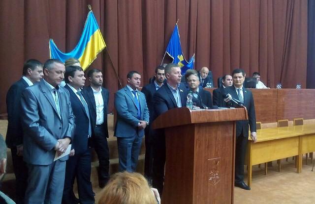 Геннадій Коваленко презентує свою програму