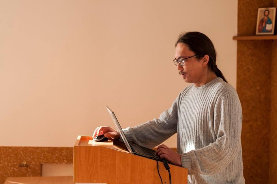 Киргизстанський журналіст