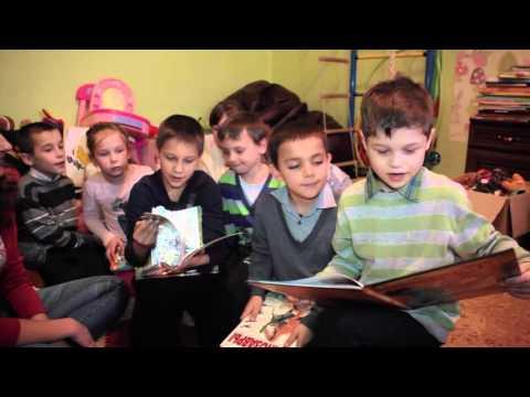 Вихованцям Центра дитячого розвитку подарували «Книжку під подушку» та новеньку шафу