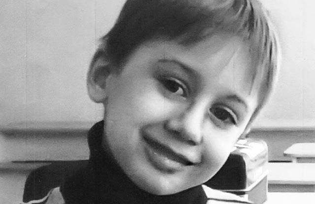 6-річний Антон Халявка