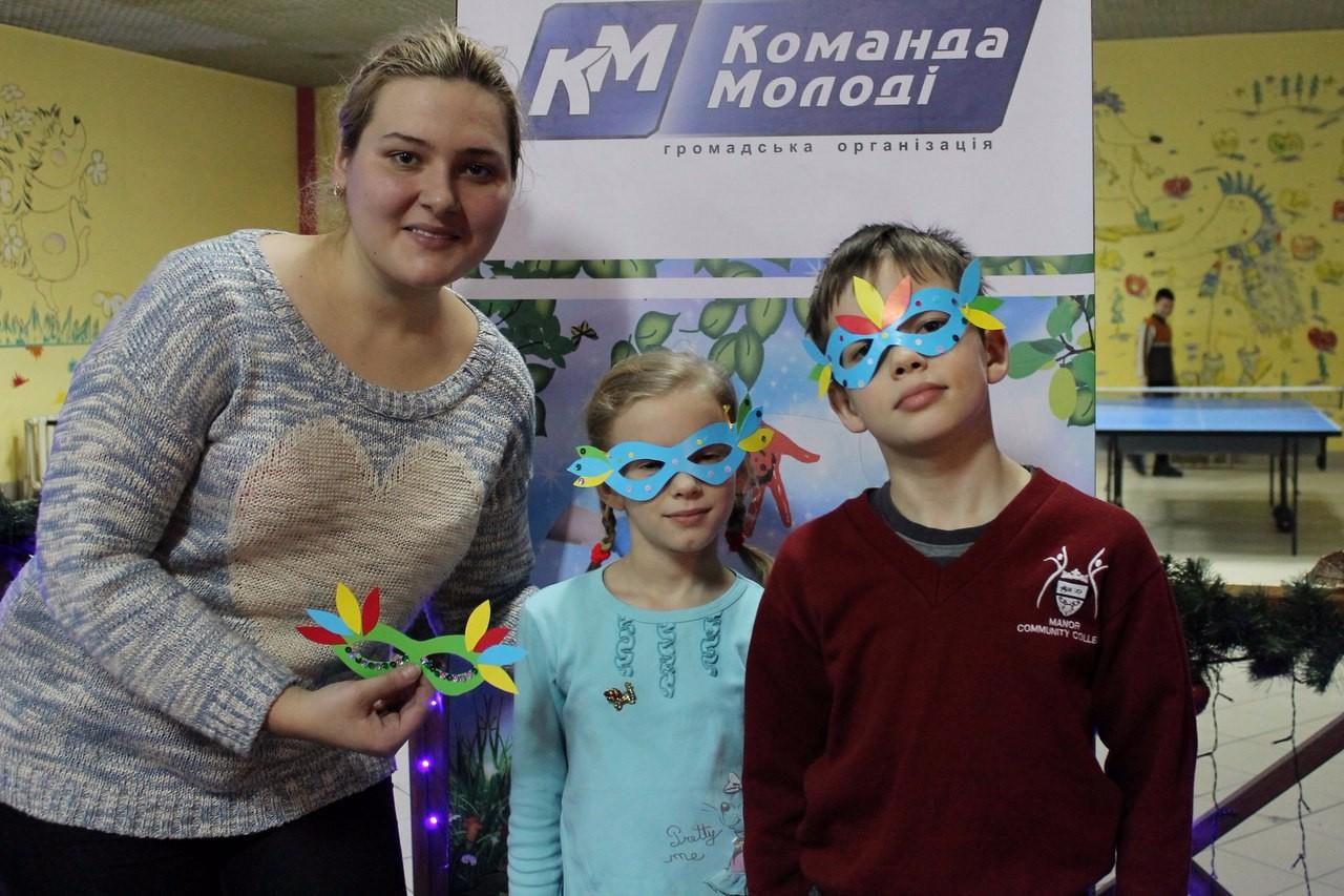 Наші постійні друзі - Льоня та Наталочка