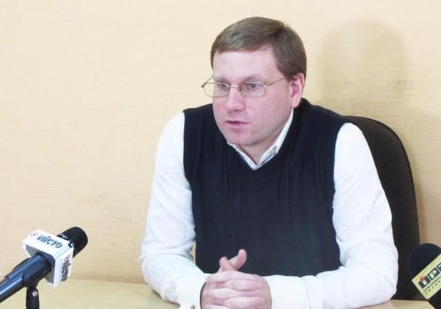 Андрій Осадчий, начальник юридичного відділу КП «Полтававодоканал»