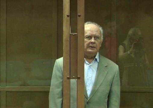 Юрій Солошенко у Московському міському суді