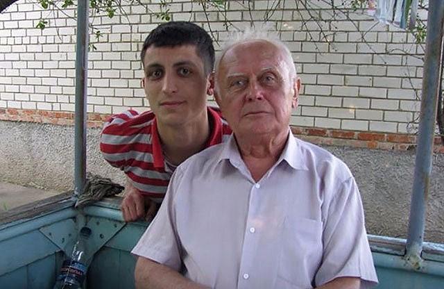 73-річний Юрій Солошенко