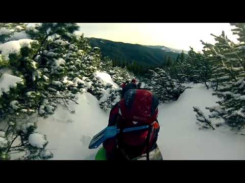"""Восхожденине на ПопИван - """"В поисках снега"""""""