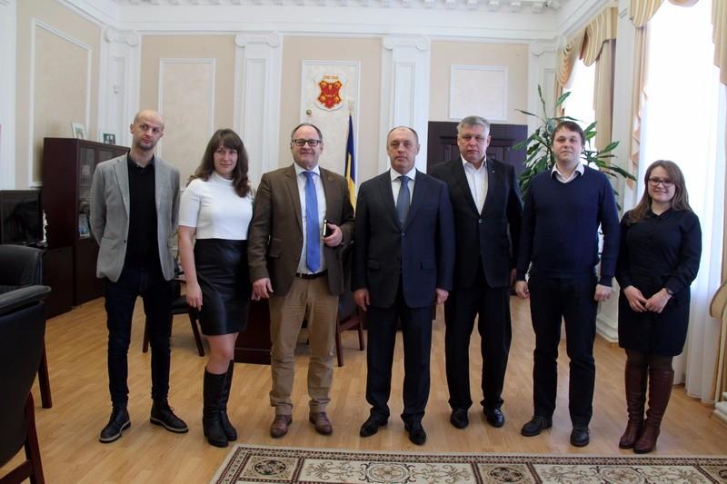 Комісія німецького товариства міжнародного співробітництва у Полтаві