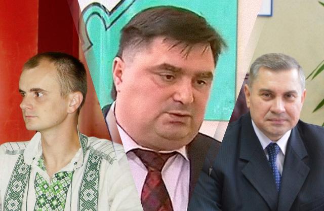 Роман Чабановський, Вадим Дробітько та Сергій Синягівський