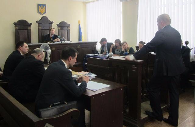 Допрос охранника мэра Харькова Александра Власенко