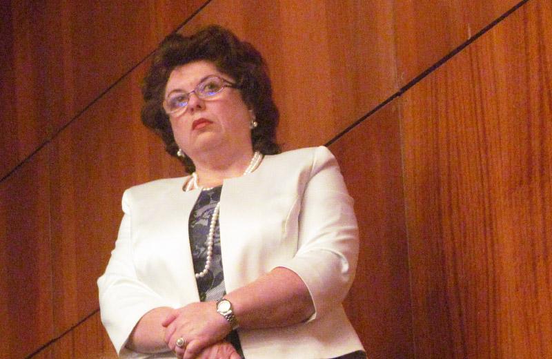 Наталія Стецюк, екс-керівниця «Полтавафарм»