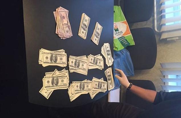 Майор полиции требовал взятку $30000