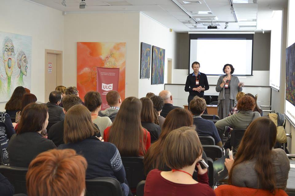 Олеся Островська-Люта та Микола Скиба презентують платформу стратегічних ініціатив «Культура 2025»