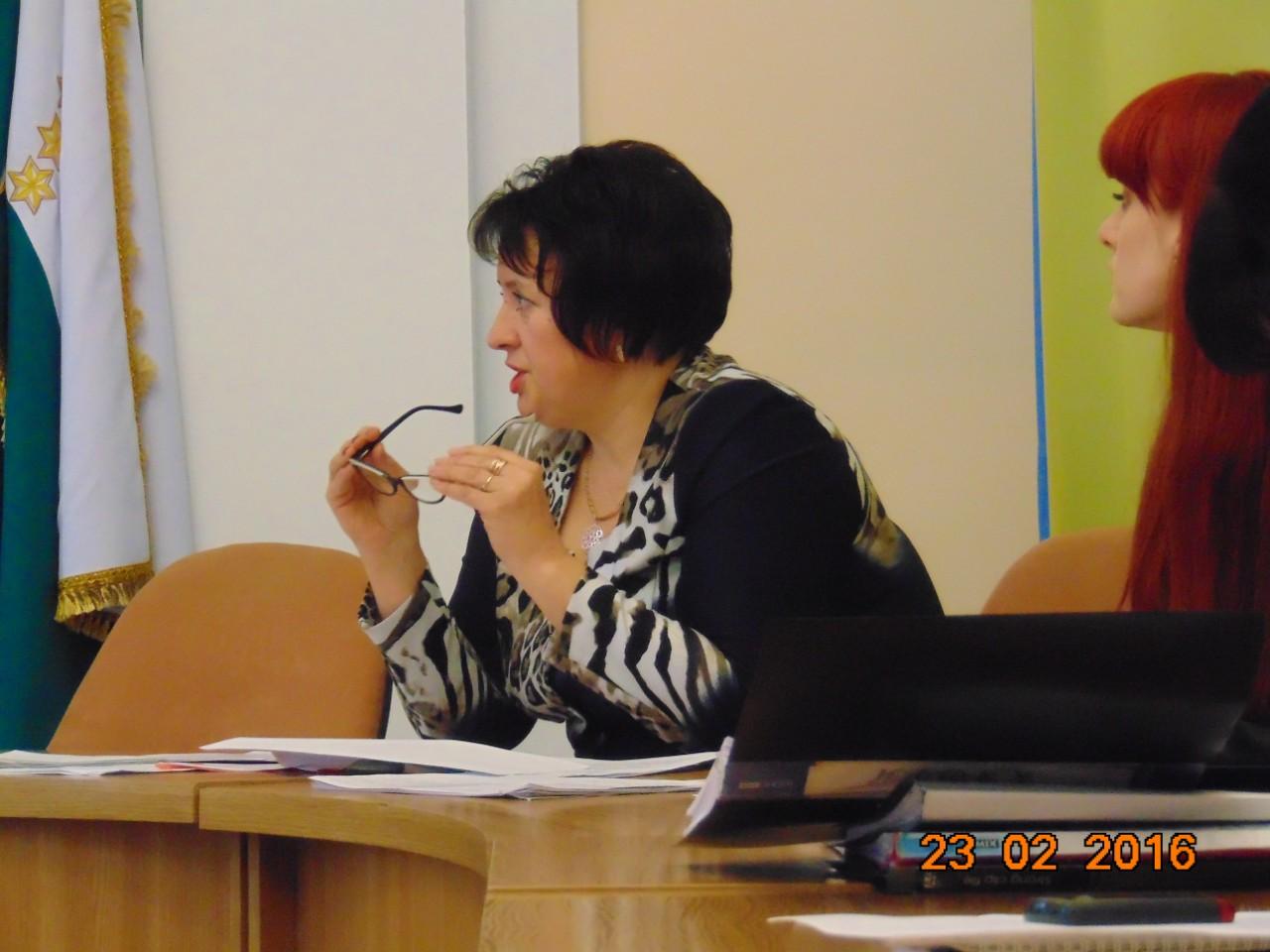 Світлана Тарашевська