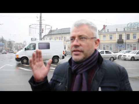 Нардеп Юрий Бублик про ДТП с наездом на ребёнка (2016.03.04, Полтава)