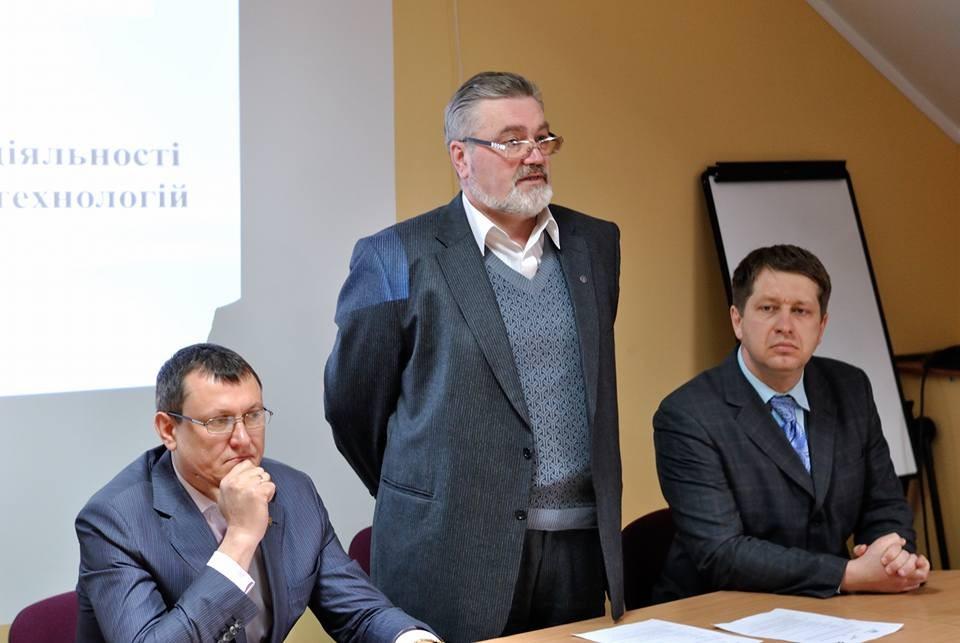Олександр Дзюбенко, Володимир Скукіс, Олег Рачук