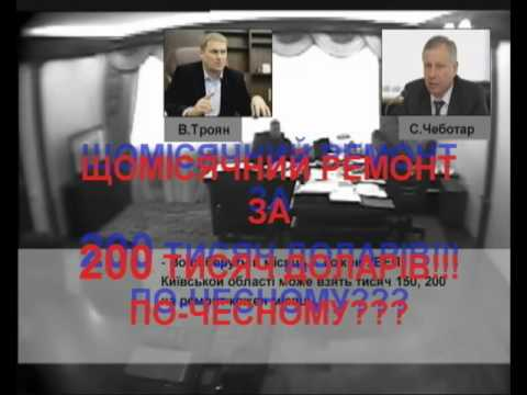 Чеботарь - Троян: Ремонт за 200 тысяч