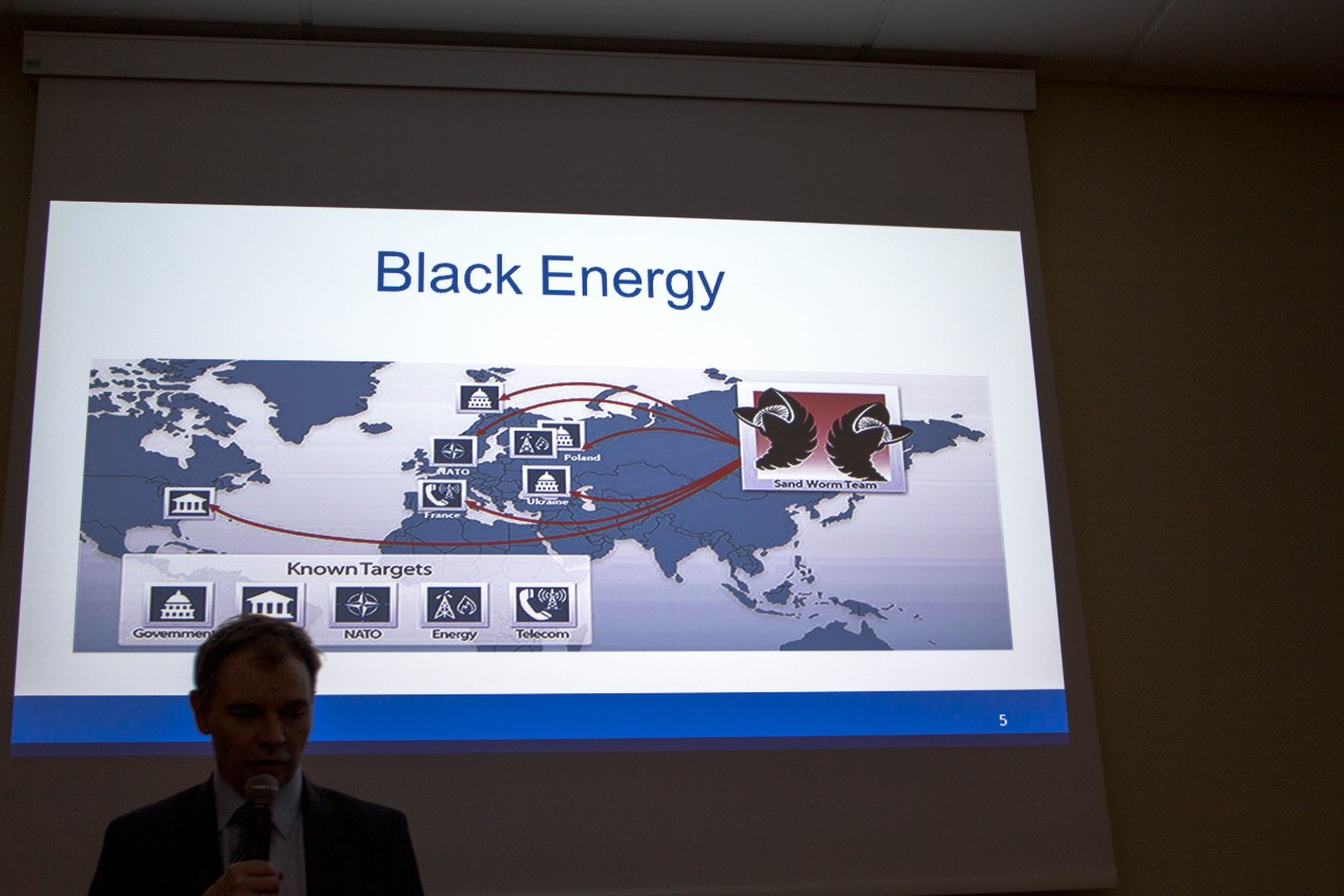 Вірусний пакет BlackEnergy
