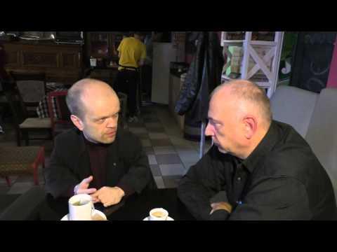 Полтава 24.3.2016 Кофе за мой счёт. Тарас Токарь