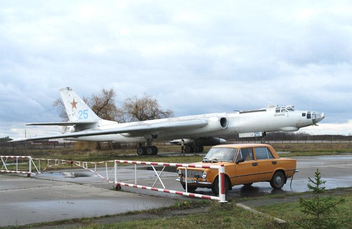 Полтавський музей дальньої та стратегічної авіації приурочена до дня Космонавтики