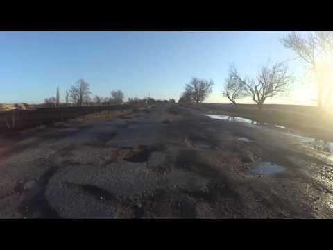 Состояние дороги - Полтава-Кременчуг (03.04.2016)